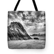 Goscar Rock Tenby 2 Mono Tote Bag