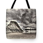 Goscar Rock Tenby Cream Tote Bag