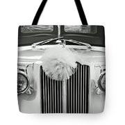 Got Married Bw Tote Bag