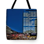 Gotham At The Plaza Tote Bag