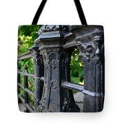 Gothic Design Tote Bag