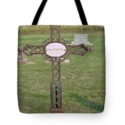 Gothic Grave Marker Tote Bag
