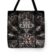 Gothic Squidward Tote Bag