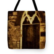 Gothic Window Tote Bag