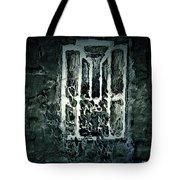 Gothic Window Tote Bag