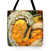 Gourd Heart Tote Bag