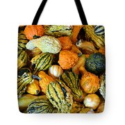 Gourdgeous Tote Bag by Kevin Fortier