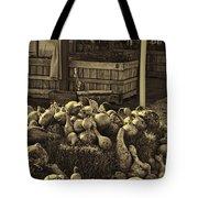 Gourds In Sepia Splendor Tote Bag