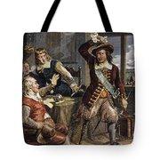 Gov. Peter Stuyvesant Tote Bag