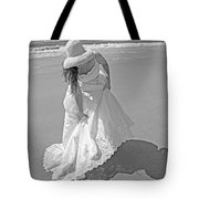 Gown Gathering Tote Bag