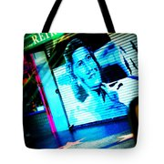 Grab A Star On Sunset Boulevard In Hollywood Tote Bag