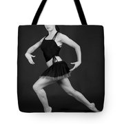 Grace And Power Tote Bag