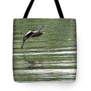 Graceful Landing Tote Bag