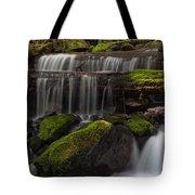 Gracefully Flowing Tote Bag