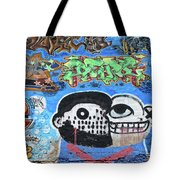 Graffiti Provence France Tote Bag