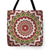 Graffiti Roses Tote Bag