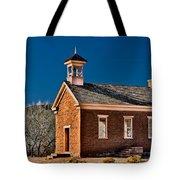 Grafton Schoolhouse Tote Bag