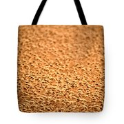 grain crop ripening in Saskatchewan Tote Bag