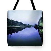 Grand Canal, Portobello, Dublin, Co Tote Bag