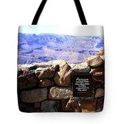 Grand Canyon 35 Tote Bag