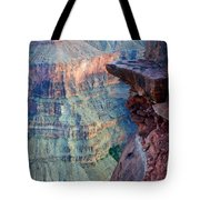 Grand Canyon A Place To Stand Tote Bag