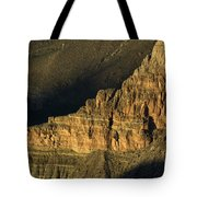 Grand Canyon Bathed In Light Tote Bag