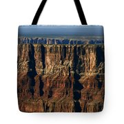 Grand Canyon Cliffs IIi Tote Bag