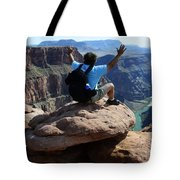 Grand Canyon Feeling All Right Tote Bag