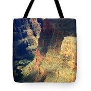 Grand Canyon Magic Of Light Tote Bag