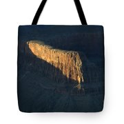 Grand Canyon Point Of Light Tote Bag