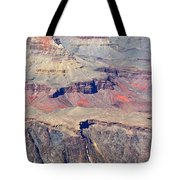 Grand Canyon Rock Formations IIi Tote Bag