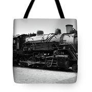 Grand Canyon Train Tote Bag