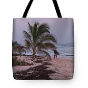 Grand Cayman Surfer Tote Bag