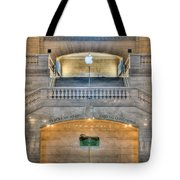 Grand Central Terminal East Balcony I Tote Bag