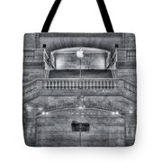 Grand Central Terminal East Balcony II Tote Bag