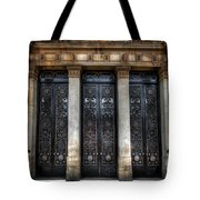 Grand Door - Leeds Town Hall Tote Bag