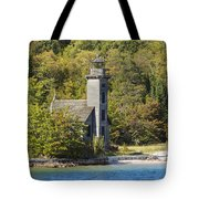 Grand Island E Channel Lighthouse 1 Tote Bag
