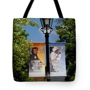 Grand Ole Opry Flags Nashville Tote Bag