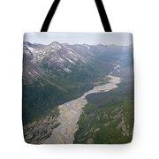 Granite Creek In The Chugach Mountains Tote Bag