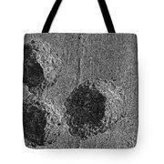 Granite Holes Tote Bag