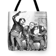Grant/tweed Cartoon, 1872 Tote Bag
