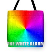 Graphic Beatles Tote Bag