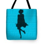 Graphic Marilyn Monroe Tote Bag
