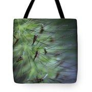 Grass Abstraction Tote Bag