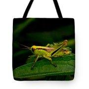 Grasshopper 2 Tote Bag