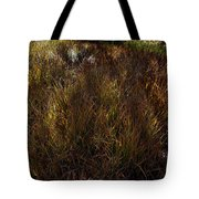 Grassland In Late Afternoon Tote Bag