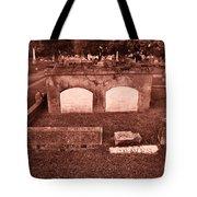 Graves Tote Bag