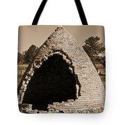 Graveyard Dome Tote Bag