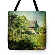 Grazin' In The Grass Tote Bag