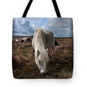 Grazing The Moor Tote Bag